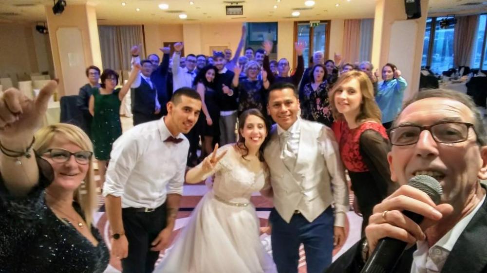 gruppo musicale per la musica e l'animazione matrimonio Lecce, Paolo e Dalila Live