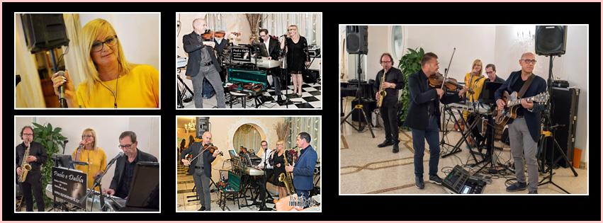 Formazioni musicale per la musica del matrimonio a Lecce e provincia