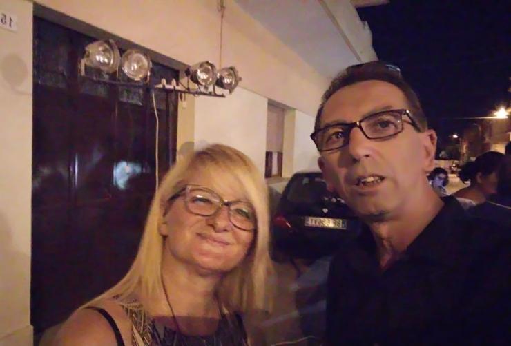 Paolo e Dalila Live gruppo musicale che organizza la serenata alla sposa a Lecce e Provincia