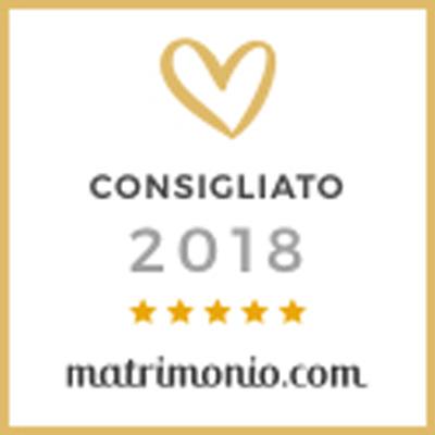 73 recensioni positive su matrimonio.com