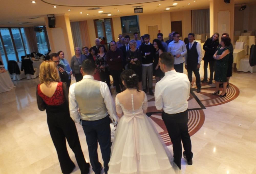 Matrimonio nel Salento presso il ristorante Zio Tom di Santa MMarai di Leuca