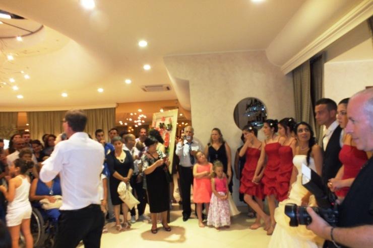 Gruppo musicale di Paolo e Dalila Live musicisti per musica e animazione matrimonio Lecce