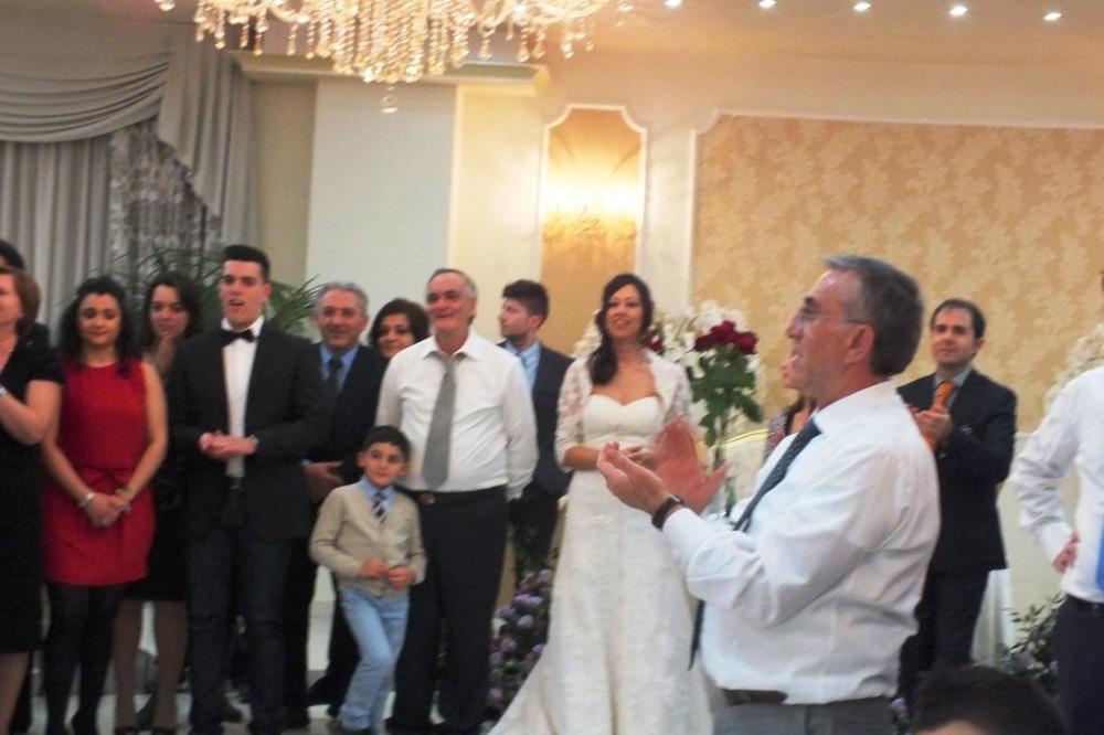Gruppo per l'animazione del matrimonio in provincia di Cosenza