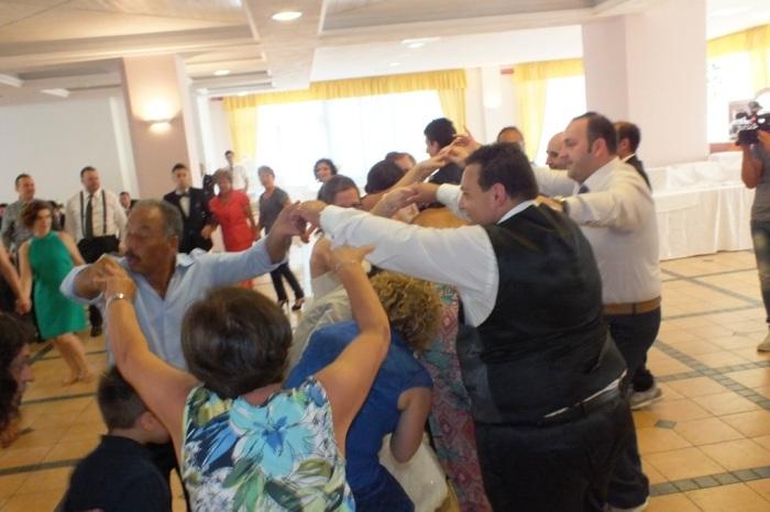 Gruppo di musicisti che fanno animazione nei matrimoni a Matera e Potenza