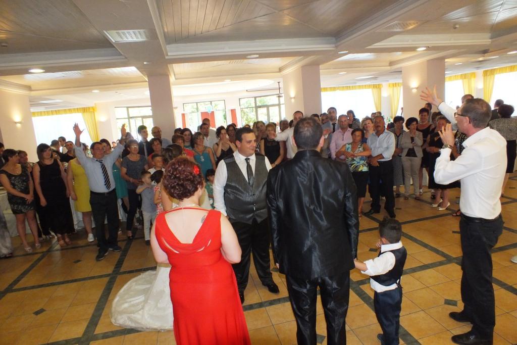 Paolo e Dalila Live band formata da musicisti che suonano durante i matrimoni a Potenza e Provincia