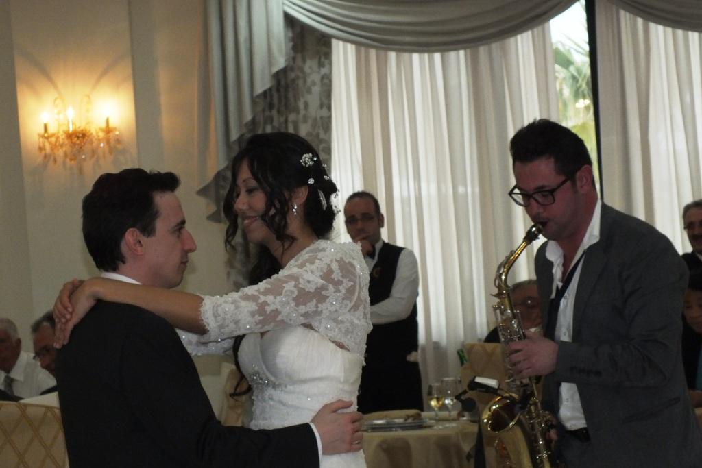 Musica matrimonio Cosenza ricevimento Hotel Roscianum