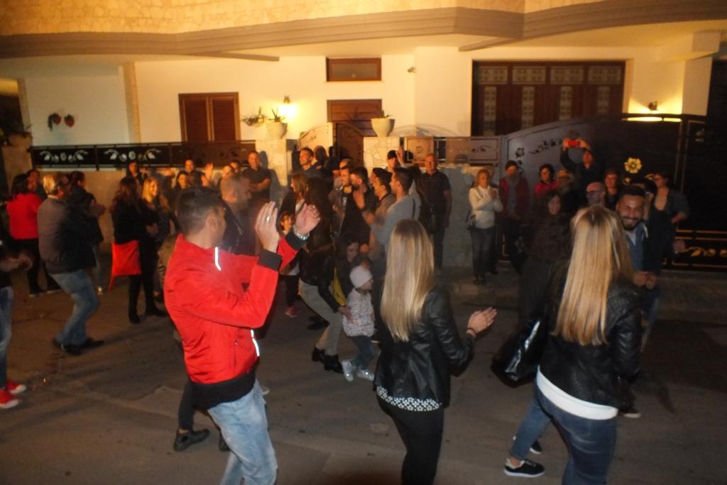 Paolo e Dalila Live musicisti che organizzano la serenata in Provincia di Lecce