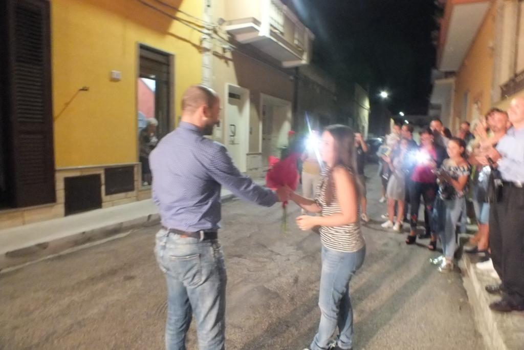 Paolo e Dalila Live organizzano la serenata a Taranto e Provincia