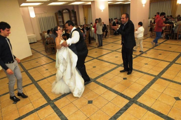 Matrimonio in Provincia di Potenza, musica del gruppo di Paolo e Dalila Live