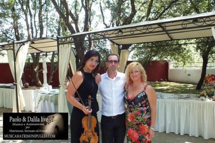 gruppo di musicsiti per musica matrimonio Lecce
