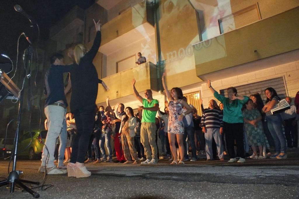Gruppo per la musica della serenata a Brindisi e Provincia