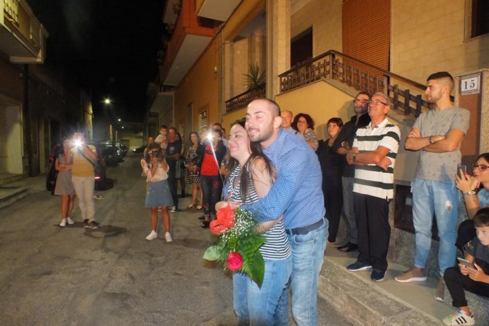 Gruppo musicale per la serenata a Taranto e Provincia