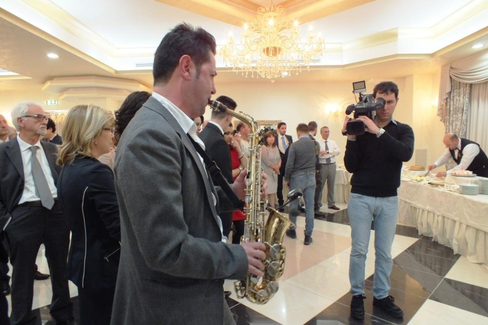 Band di musicisti prodessionisti per musica matrimonio Cosenza