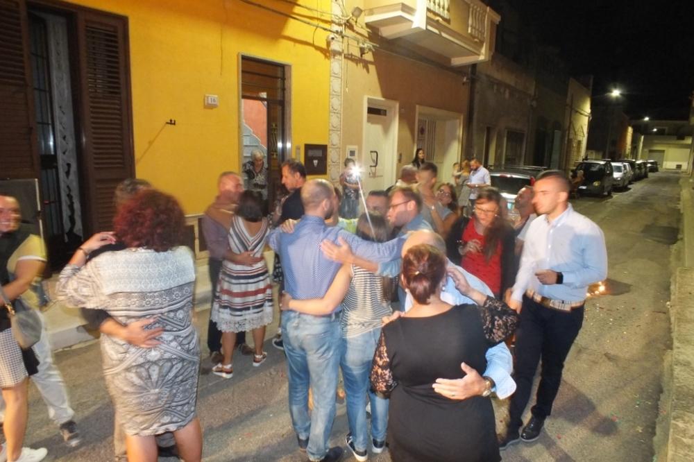 Paolo e Dalila Live musicisti che organizzano la serenata a Taranto e Provincia