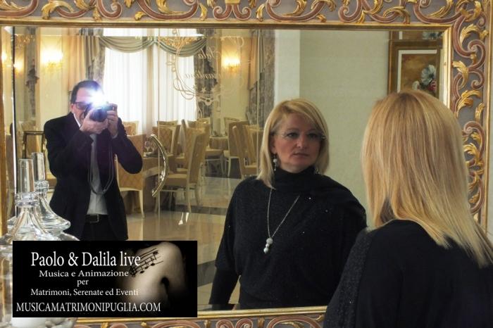 Musicisti per la musica del matrimonio a Cosenza e provincia gruppo Paolo e Dalila Live
