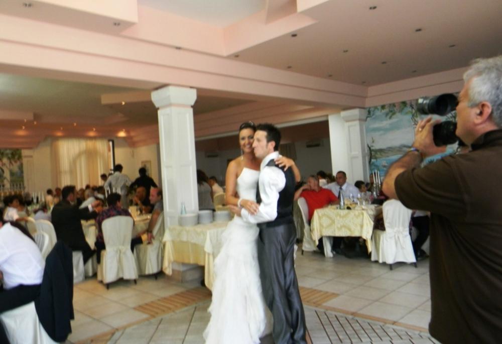 matrimonio ristorante Rosa dei Venti a Santa Cesarea Terme