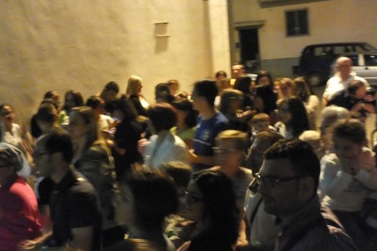 Paolo e Dalila Live organizzano la serenata in tutta la provincia di Bari