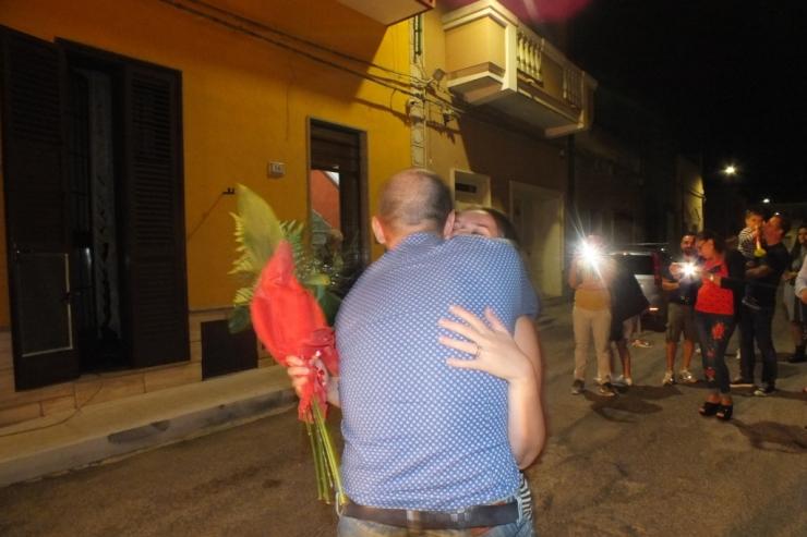 Paolo e Dalila Live organizzano una serenata speciale a Taranto e Provincia
