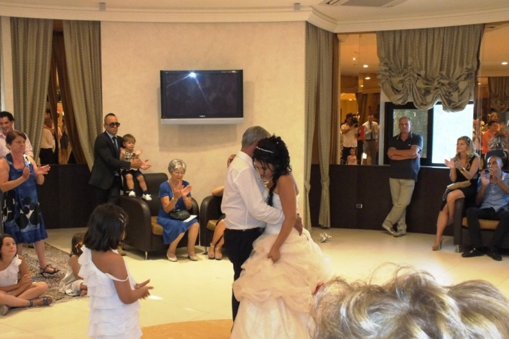 Villa Hollywood a Ruffano musica del matrimonio curata dal gruppo di Paolo e Dalila Live