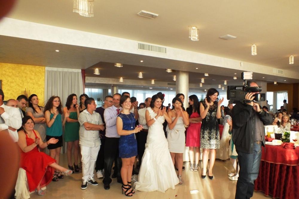 ricevimento di nozze al Blubay a Castro con la musica del gruppo di Paolo e Dalila Live