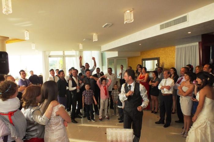 Animazione matrimonio in Provincia di Lecce Gruppo Paolo e Dalila Live