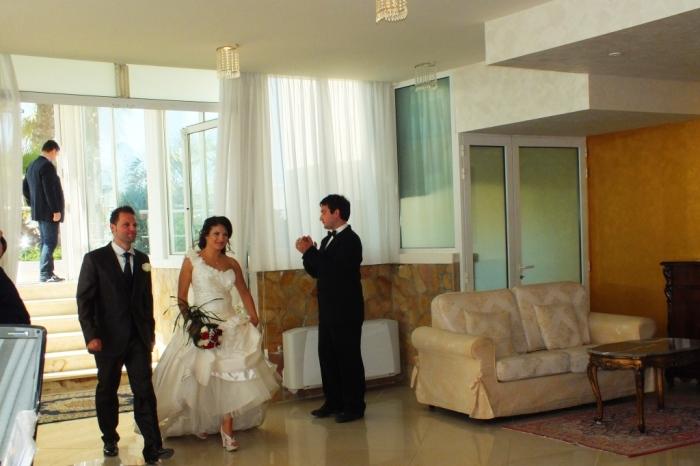 Paolo e Dalila Live al Blubay per la musica del matrimonio