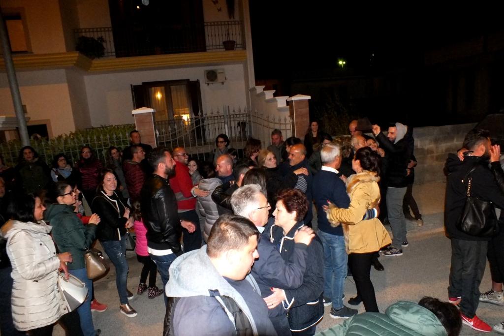Paolo e Dalila Live organizzano la serenata a manduria Taranto