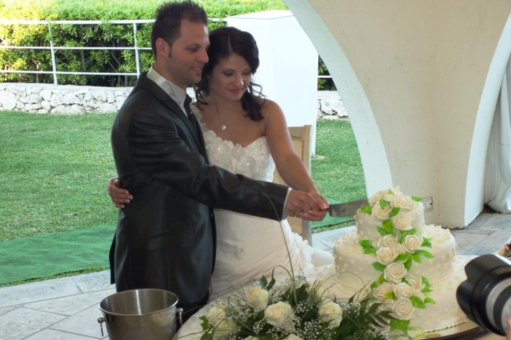 Paolo e Dalila Live musica per matrimonio al Blubay