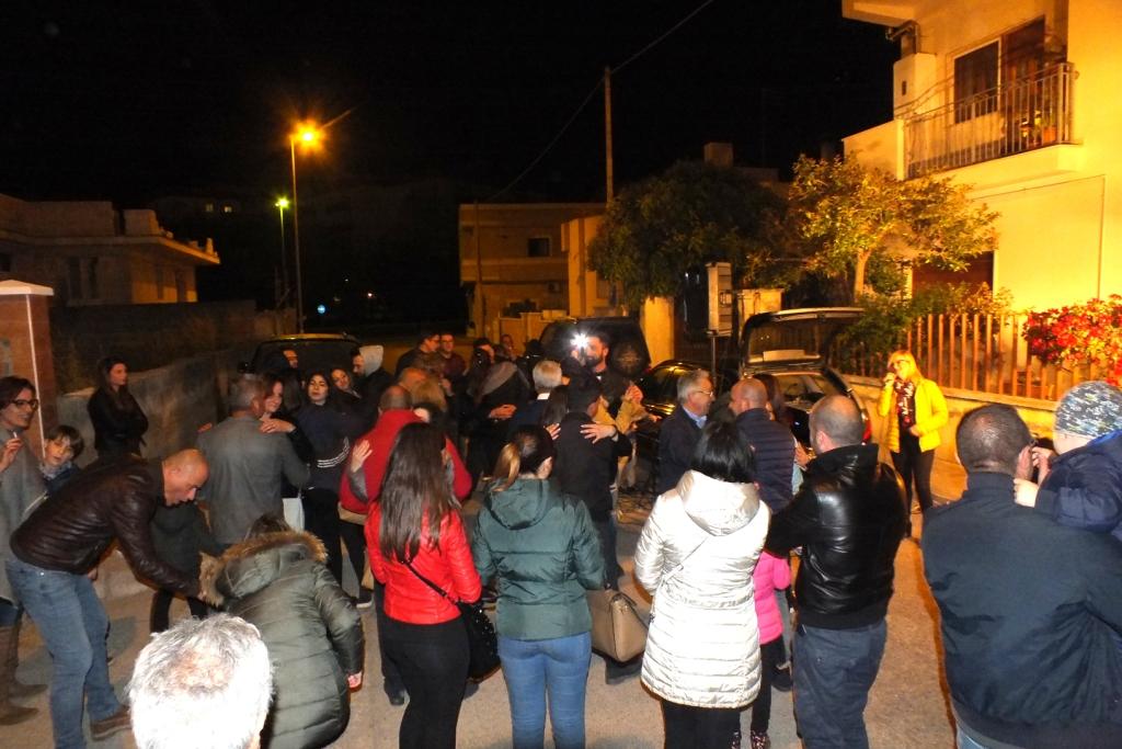 Paolo e Dalila Live musicisti per la serenata alla sposa a Taranto e Provincia
