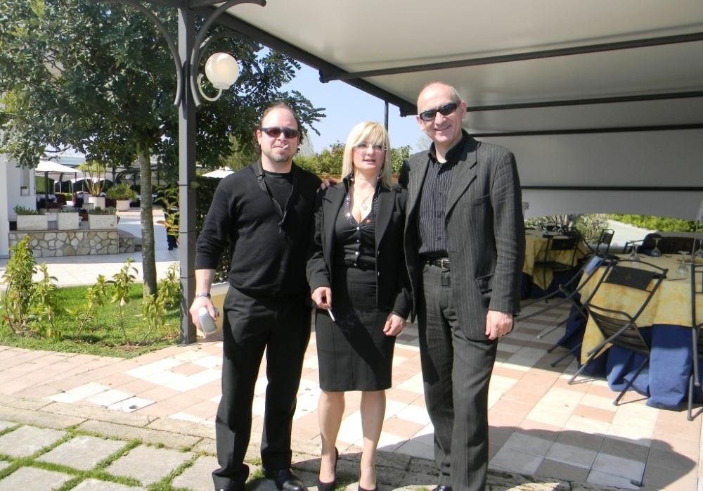 musica matrimonio Lecce Paolo e Dalila Live