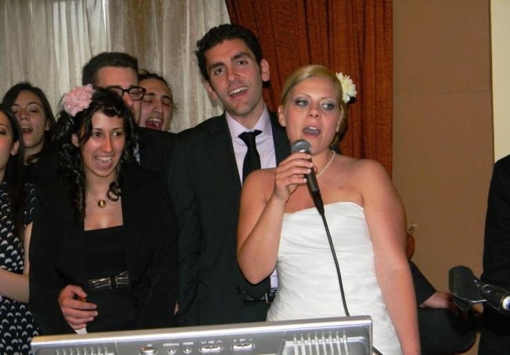 Ristorante Re dei Re, musica gruppo Paolo e Dalila Live