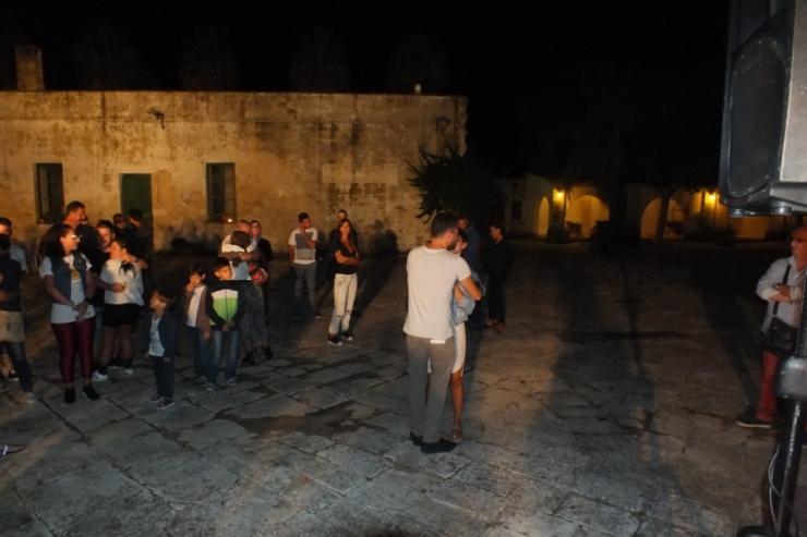 Paolo e Dalila Live musicisti che organizzano in provincia di Lecce la serenata per fare una sorpresa alla sposa