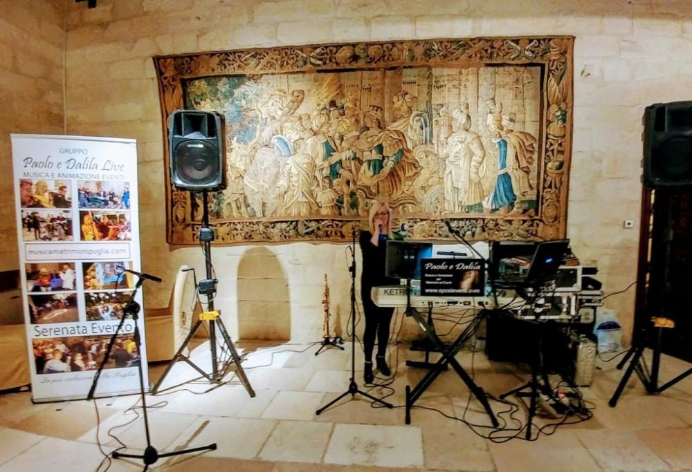 Gruppo musicale per matrimonio Lecce