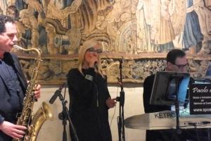 band con sax per la musica matrimonio lecce