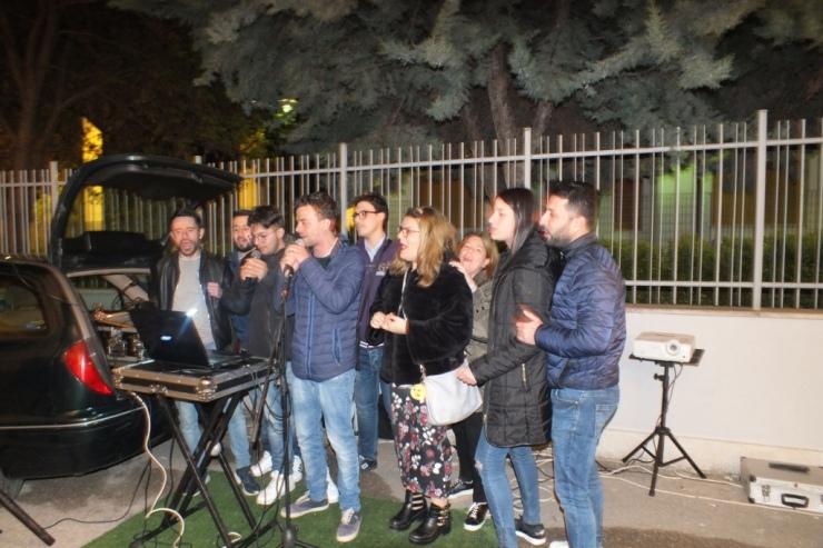 Paolo e Dalila Live organizzano la serenata a Bari e provincia