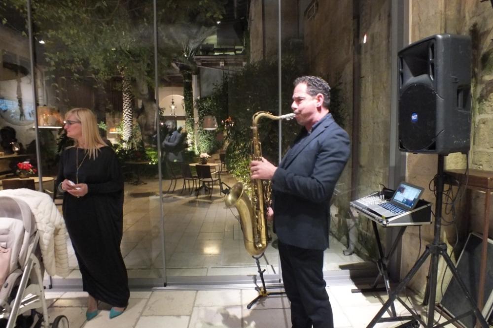Gruppo musicale con sassofonista per la musica del matrimonio a Lecce e provincia