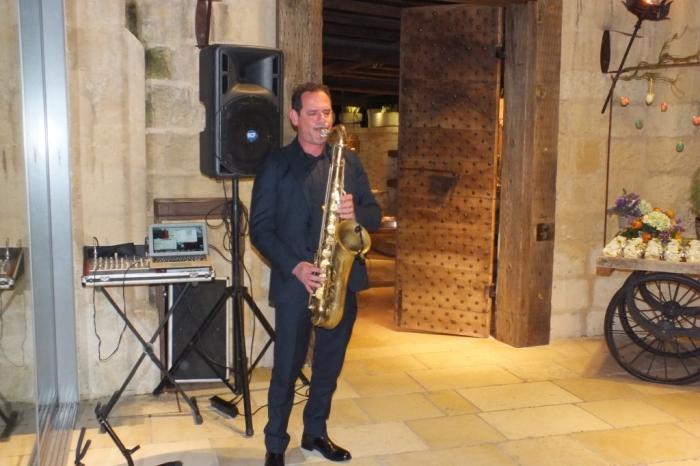 Musica con il sax per il matrimonio a Lecce e provincia