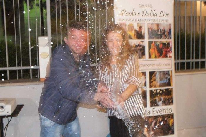 Serenata sposa a Bisceglie Bari