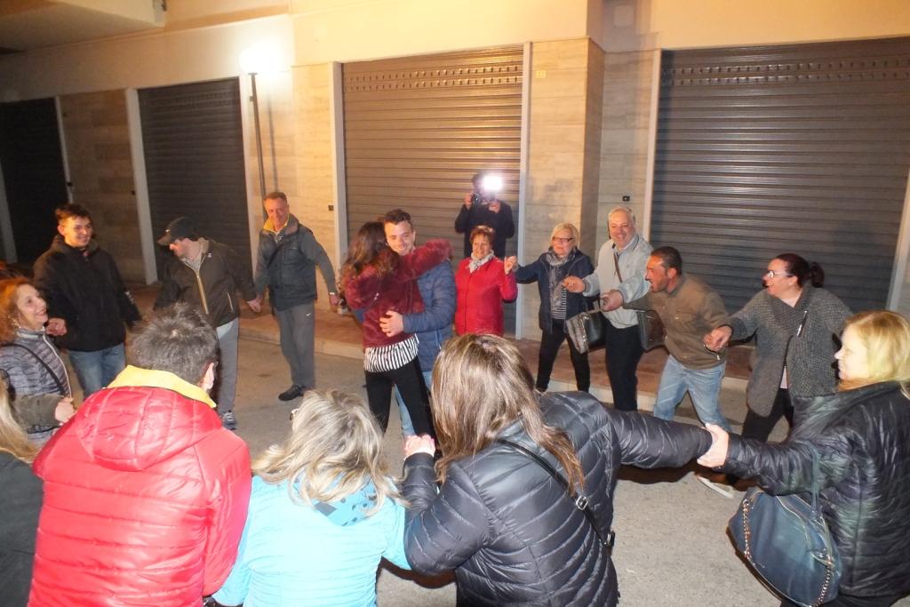Paolo e Dalila Live organizzano la serenata a Bisceglie