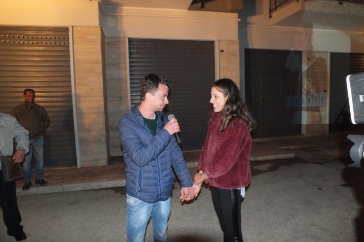 musicisti che organizzano la serenata in Provincia di Bari