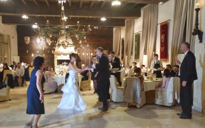 Torre del Parco Lecce matrimonio con l'animazione di Paolo e Dalila Live