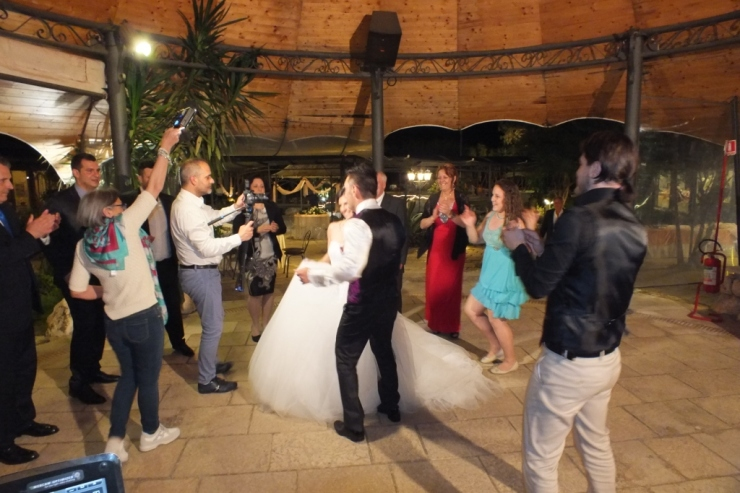 gruppo musicale per l'animazione matrimoni Lecce