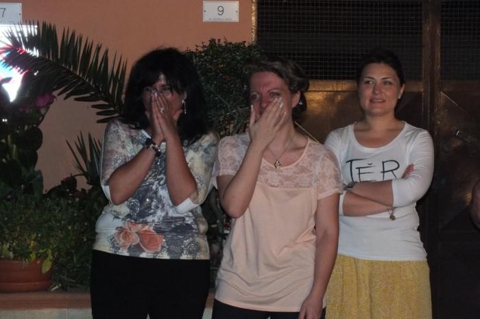 Paolo e Dalila Live musicisti che organizzano la serenata a Monteparano in Provincia di Taranto