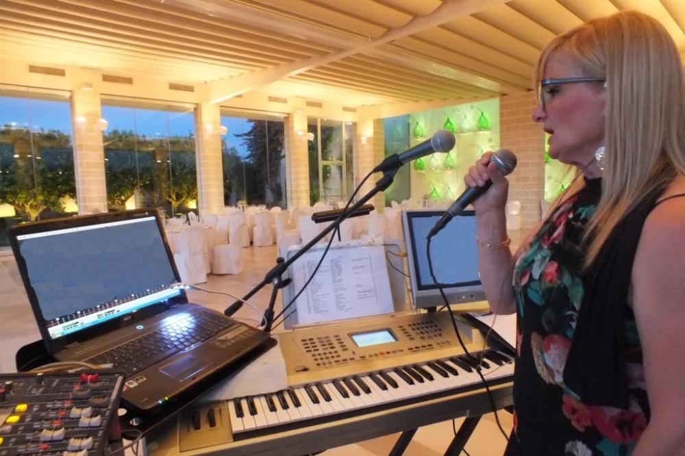 Masseria ciura a Massafra musica per matrimonio gruppo Paolo e Dalila Live
