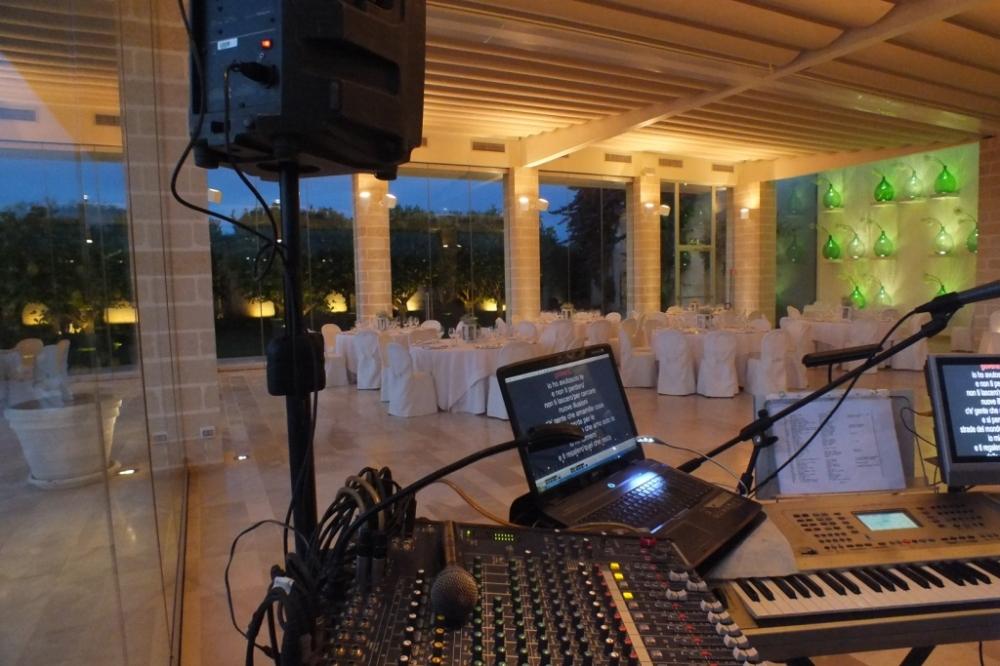 musica per matrimonio Taranto gruppo Paolo e Dalila Live