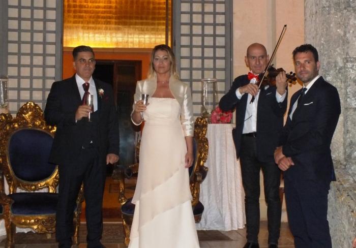 gruppo musicale per musica matrimonio Tenuta Montenari
