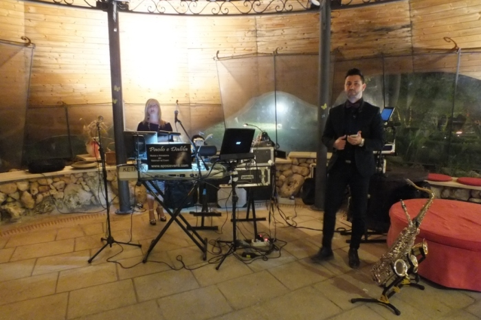 Gruppo musicali che suona durante i matrimoni a Lecce e provincia