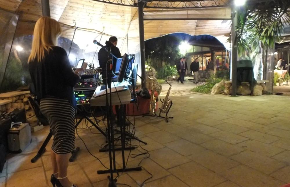 Paolo e Dalila Live gruppo musicale che si occupa di musica per matrimonio Lecce