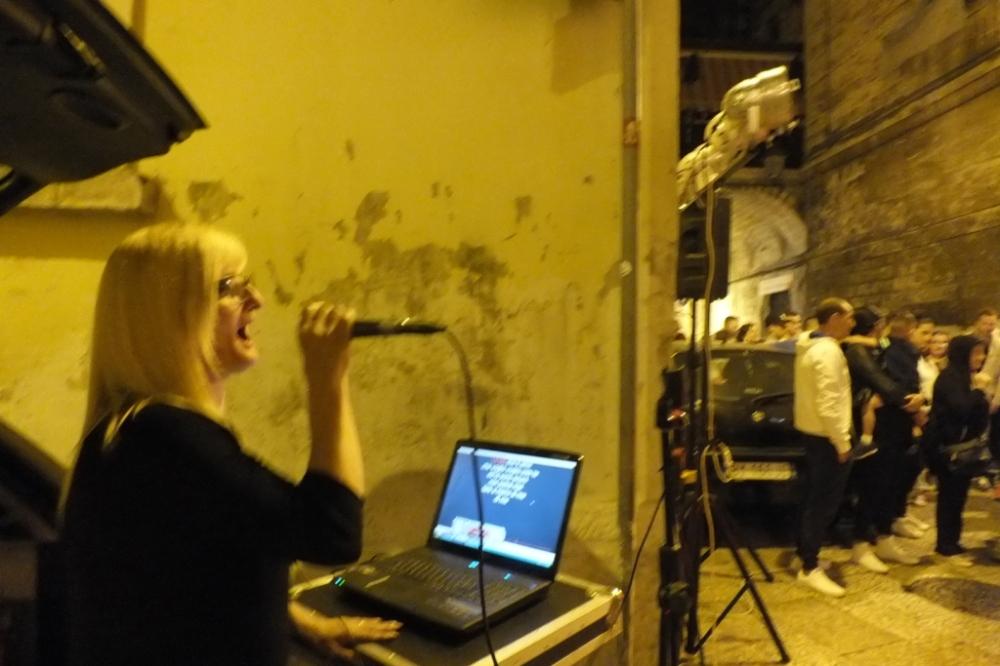 musicisti che organizzano la serenata a Bari e provincia