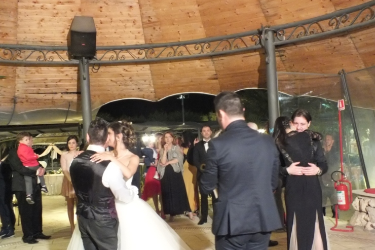 musica matrimonio Lecce gruppo paolo e Dalila Live